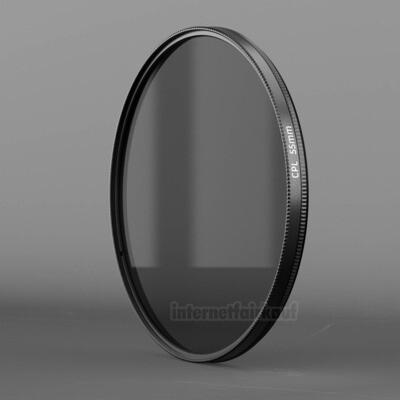 Polfilter circular 55mm CPL