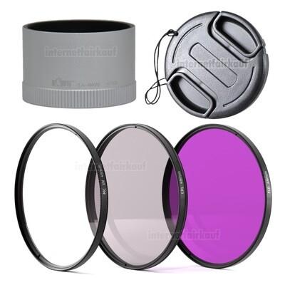 5-teiliges Zubehörset für Leica X1 X2