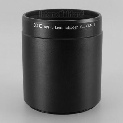 JJC RN-5 Adapter Tubus - Ersatz für Olympus CLA-11