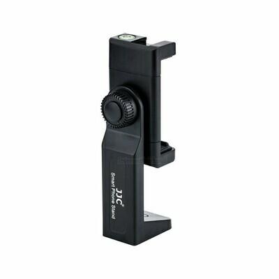 JJC SPS-1A Black - Smartphone Klemme mit drehbarer Halterung