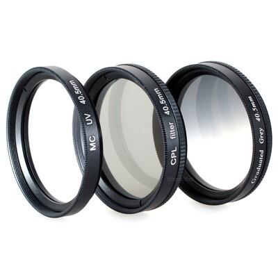 UV + Pol + Grauverlaufsfilter 40.5mm