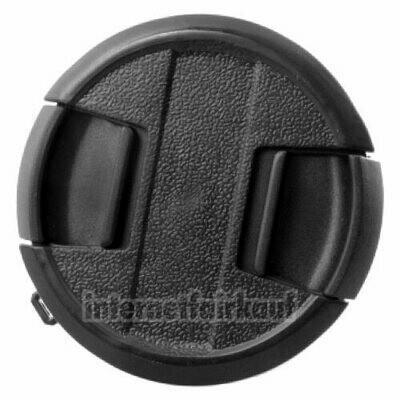 Lens Cap - Objektivdeckel 62mm mit Inneneingriff