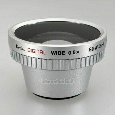 Kenko SGW-05Hi Weitwinkel Vorsatzlinse 0,5-fach 37mm
