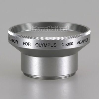 Adapter Tubus Olympus C-5000 - 52mm