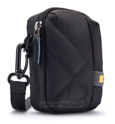 Fototasche Kameratasche passend für Panasonic Lumix DC-TZ91 TZ96 TZ101 TZ202