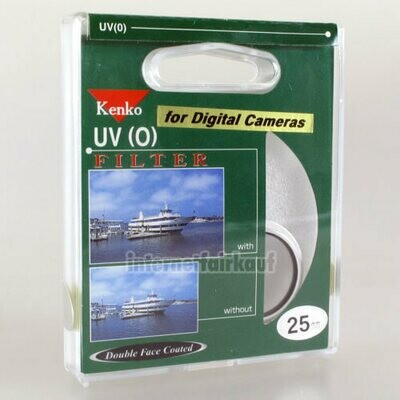 Kenko UV Filter 25mm