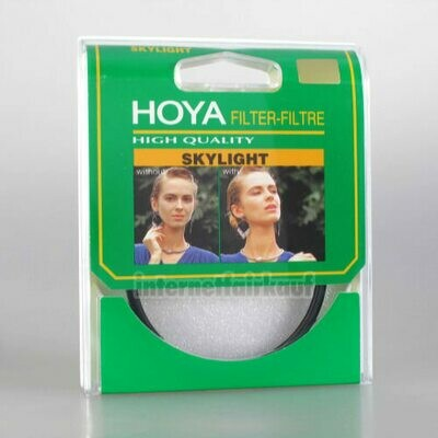 Hoya Skylight Filter 55mm G-Serie