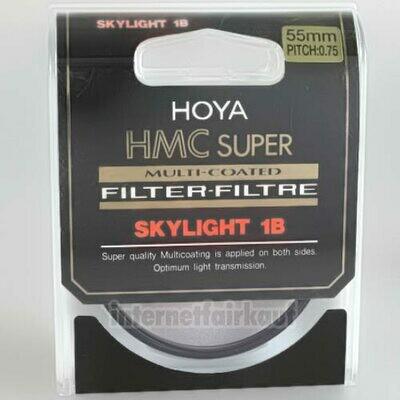Hoya HMC-SUPER Skylight 1B Filter 55mm