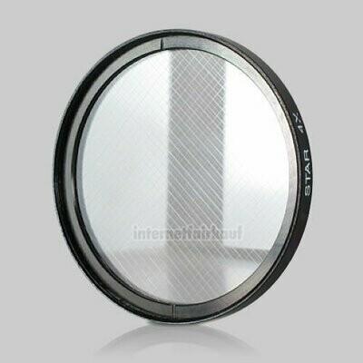 4x Sternfilter / 4-fach Cross Starlight Filter 67mm