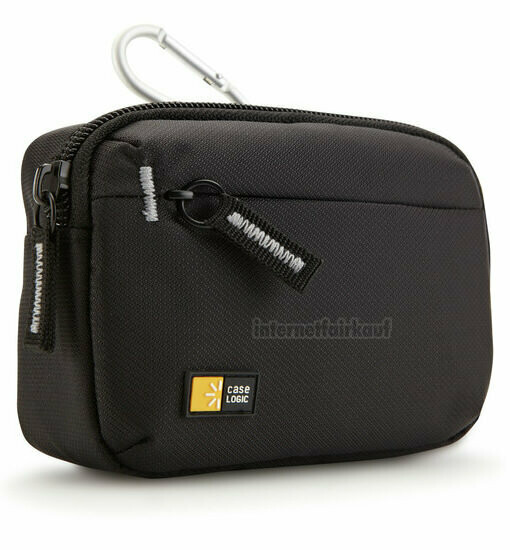 Gürteltasche Kameratasche passend für Panasonic Lumix DMC-TZ96 LX7 LX5