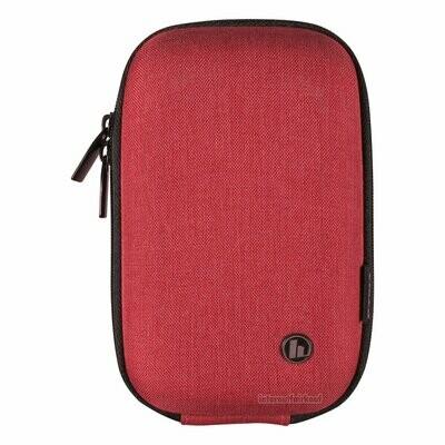 Hardcase Kameratasche rot passend für Fuji FinePix XP90 XP120 XP130 XP140