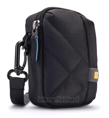 Kameratasche Fototasche schwarz passend für Canon SX710 HS SX700 HS