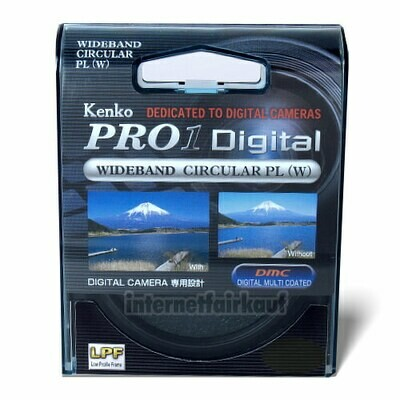 Kenko Pro1D Polfilter circular 52mm