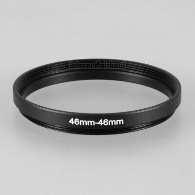 46-46mm Adapterring Distanzring