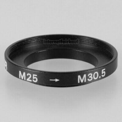 25-30.5mm Adapterring Filteradapter