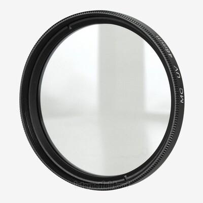 UV Filter Schutzfilter passend für Panasonic Lumix FZ38 FZ28 FZ18