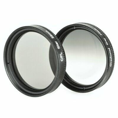 Pol + Grauverlaufsfilter 39mm