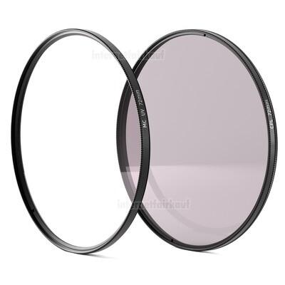 UV + Pol Filter 72mm