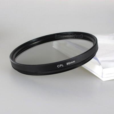 Polfilter circular 86mm CPL