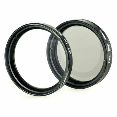 UV + Pol Filter 39mm