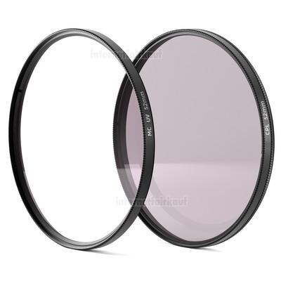 UV + Pol Filter 52mm