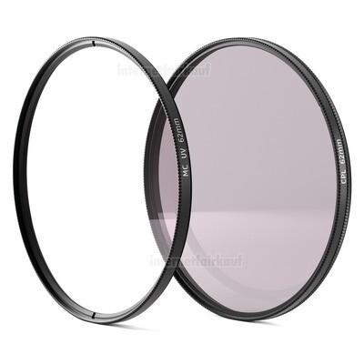 UV + Pol Filter 62mm