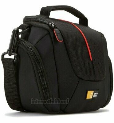 Kameratasche passend für Panasonic Lumix FZ72 FZ62 FZ200 - Case Logic