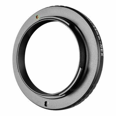Umkehrring Retro-Adapter für 55mm passend für Sony E-Mount NEX und ILCE Kameras