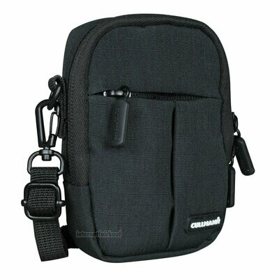 Kameratasche Schultertasche schwarz passend für Nikon Coolpix S9300 S9200 S9100