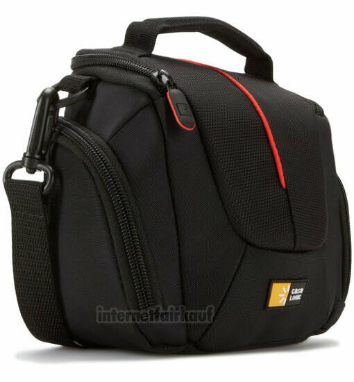 Kameratasche passend für Nikon Coolpix P520 von Case Logic