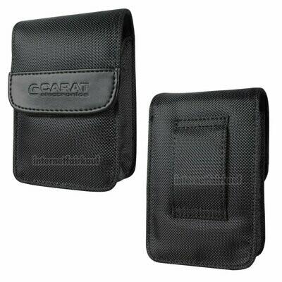 Gürteltasche Kameratasche passend für Panasonic DC-TZ58 DC-TZ56 - Etui