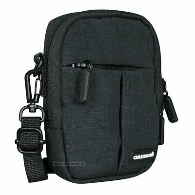 Kameratasche Schultertasche schwarz passend für Panasonic Lumix DMC-LF1 SZ10