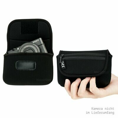 Kamera-Tasche passend für Panasonic FT30 - Neoprene Hülle