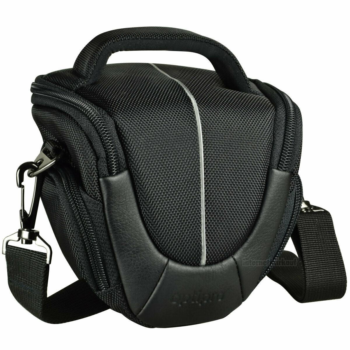 Fototasche passend für Panasonic Lumix FZ62 FZ200 - Kameratasche