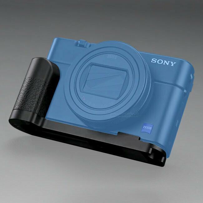 JJC HG-RX100 - Kamera-Handgriff für Sony DSC-RX100 I bis VI