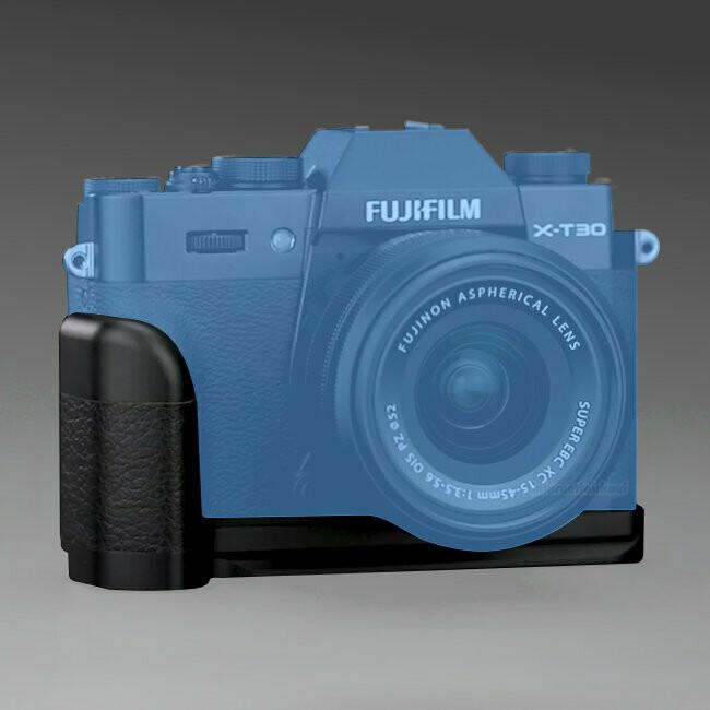 JJC HG-XT30 - Kamera-Handgriff für Fujifilm XT-30  XT-20  XT-10