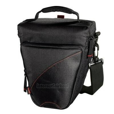 Kameratasche passend für Nikon D7500 D7200 und 18-140mm oder 18-105mm Obj.