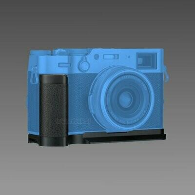 JJC HG-X100V - Kamera-Handgriff für Fuji X100V, X100F