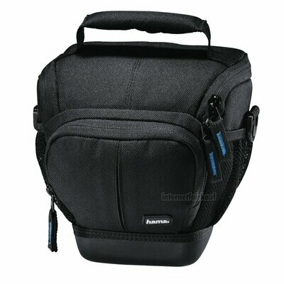 Kameratasche Fototasche passend für Nikon D5500 D5300 und 18-55mm Obj.