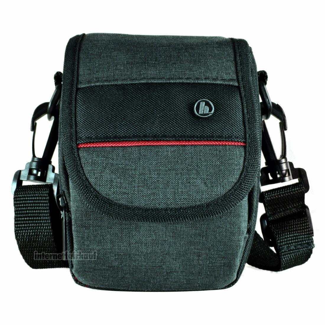 Kameratasche Fototasche passend für Sony Alpha A5000 A5100 mit 16-50mm Objektiv