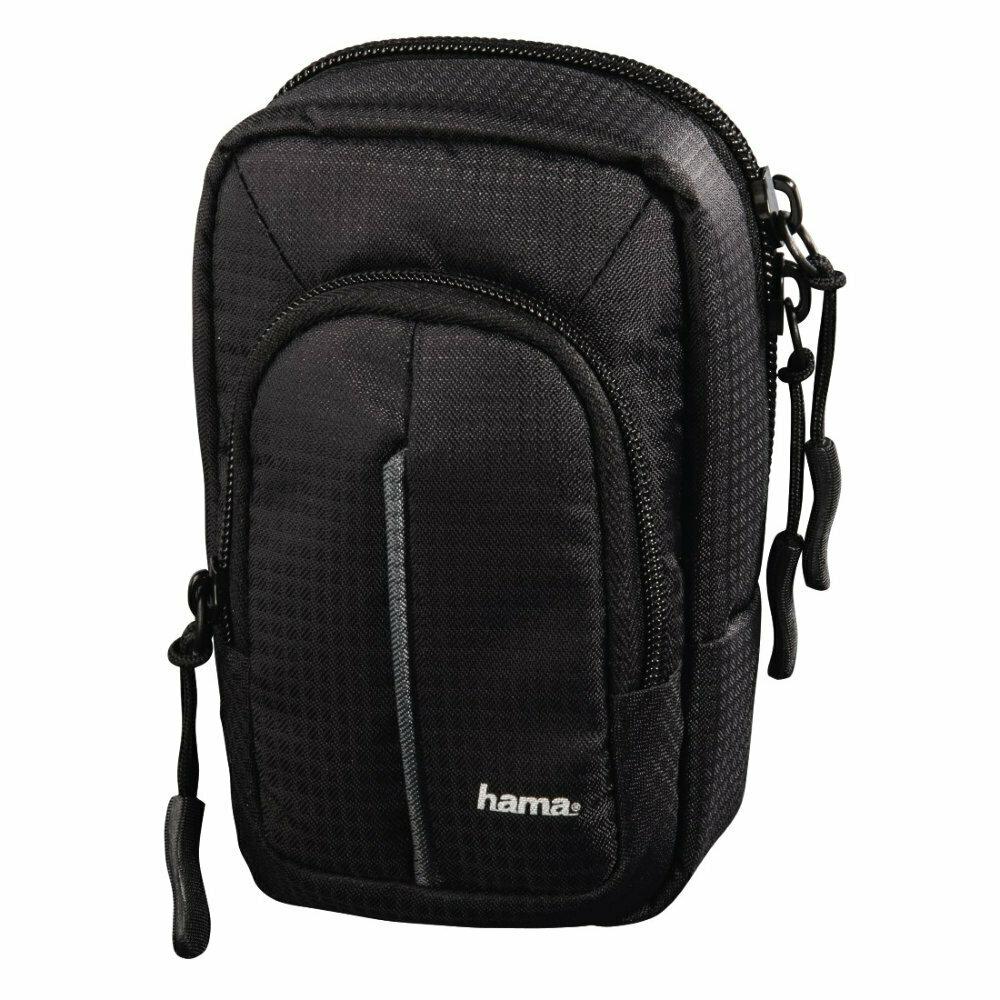 Kameratasche Fototasche schwarz passend für Samsung WB350F