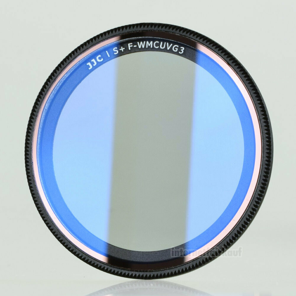 JJC F-WMCUVG3 - L39 Ultra Slim Multi-Coated UV Filter für Ricoh GR II, III