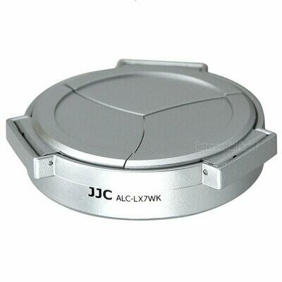 JJC ALC-LX7WK Spezial-Schutzdeckel für Panasonic LX7 + Leica D-Lux6, silber