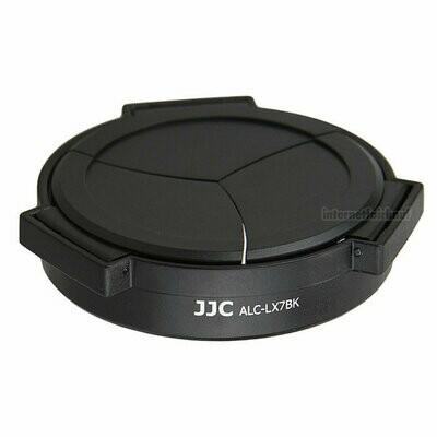 JJC ALC-LX7BK Spezial-Schutzdeckel für Panasonic LX7 + Leica D-Lux6, schwarz