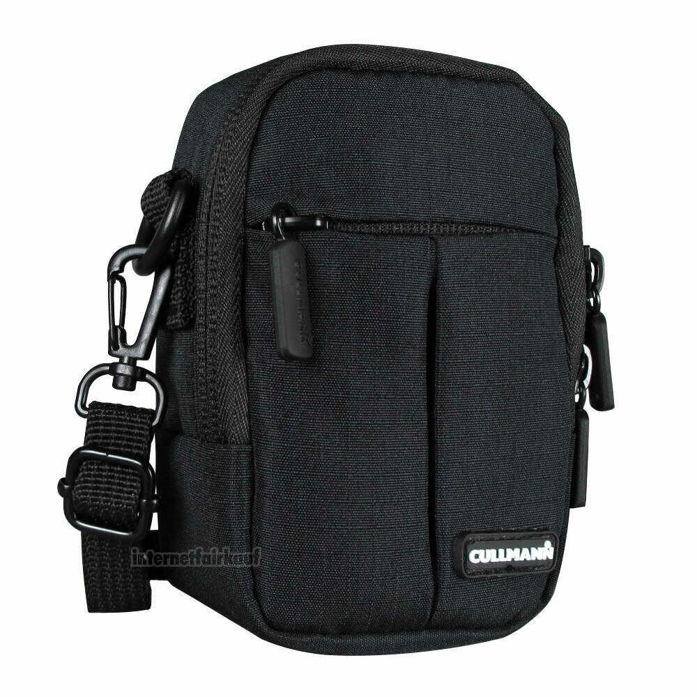 Kameratasche schwarz passend für Panasonic Lumix DC-TZ1 TZ2 TZ3 TZ4 TZ5