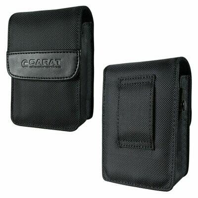 Gürteltasche passend für Panasonic LX15 TZ91 - Etui Kameratasche