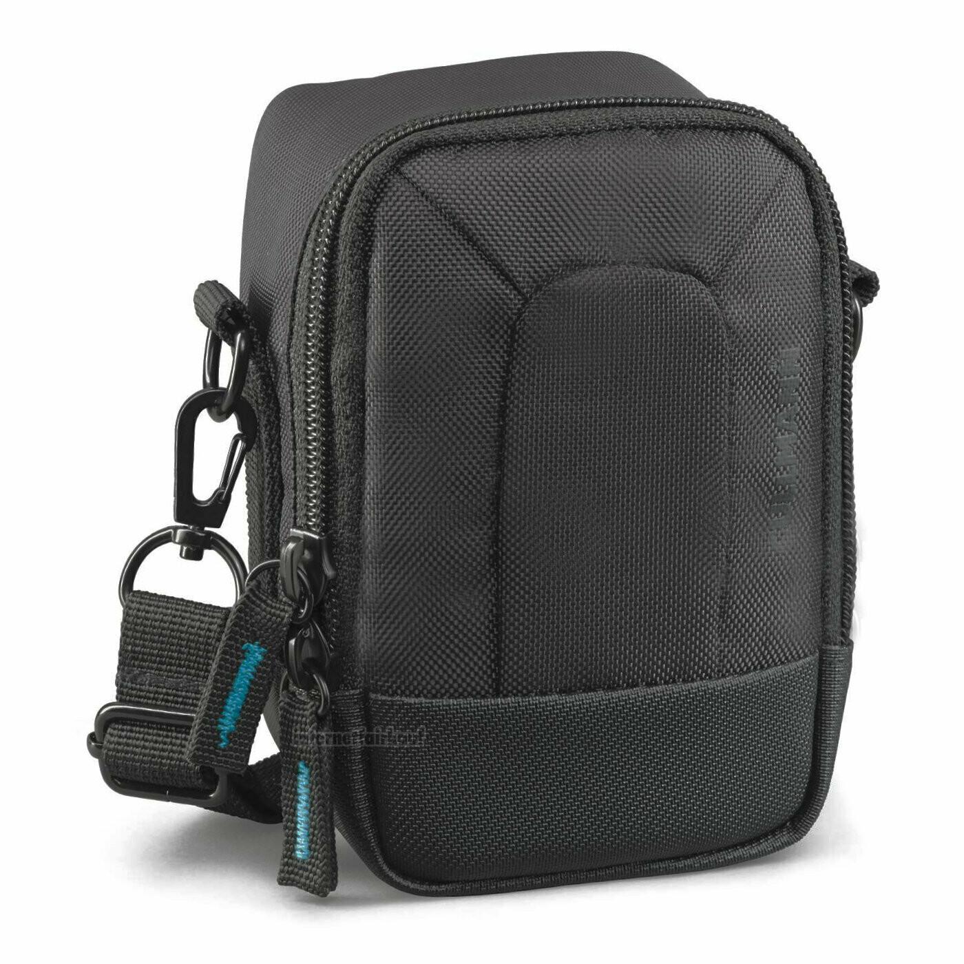 Kameratasche schwarz passend für Fuji Fujifilm X70 - Fototasche