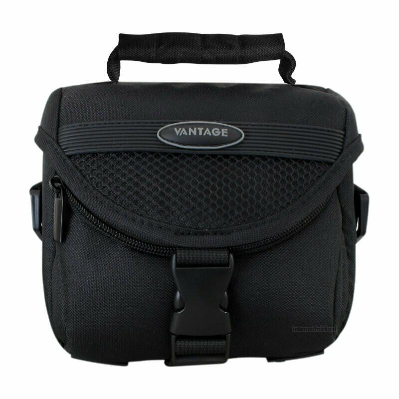Kameratasche passend für Sony Alpha A6600 A6400 A6100 und 16-50mm Objektiv