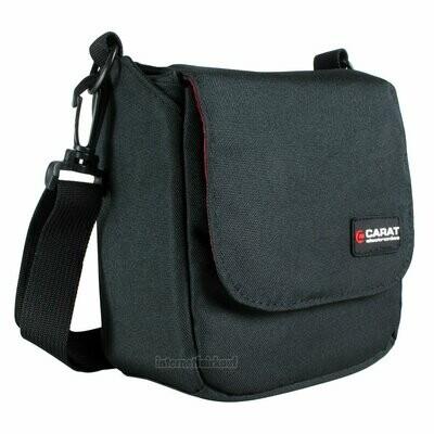 Fototasche passend für Sony Alpha A6100 A6400 A6600 und 16-50mm Objektiv - Schultertasche
