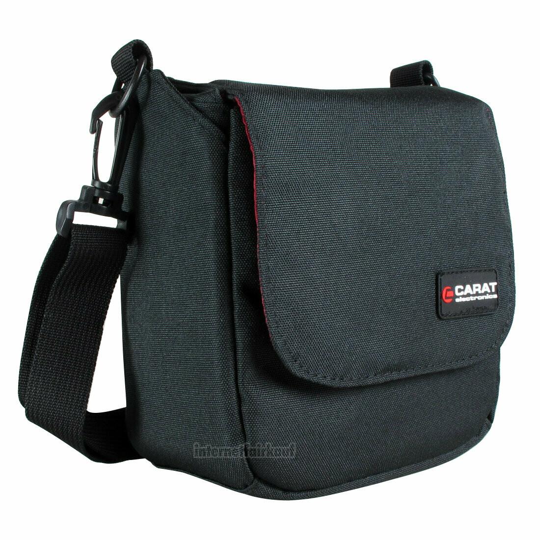 Fototasche passend für Sony Alpha A5000 A5100 A6000 und 16-50mm Objektiv - Schultertasche
